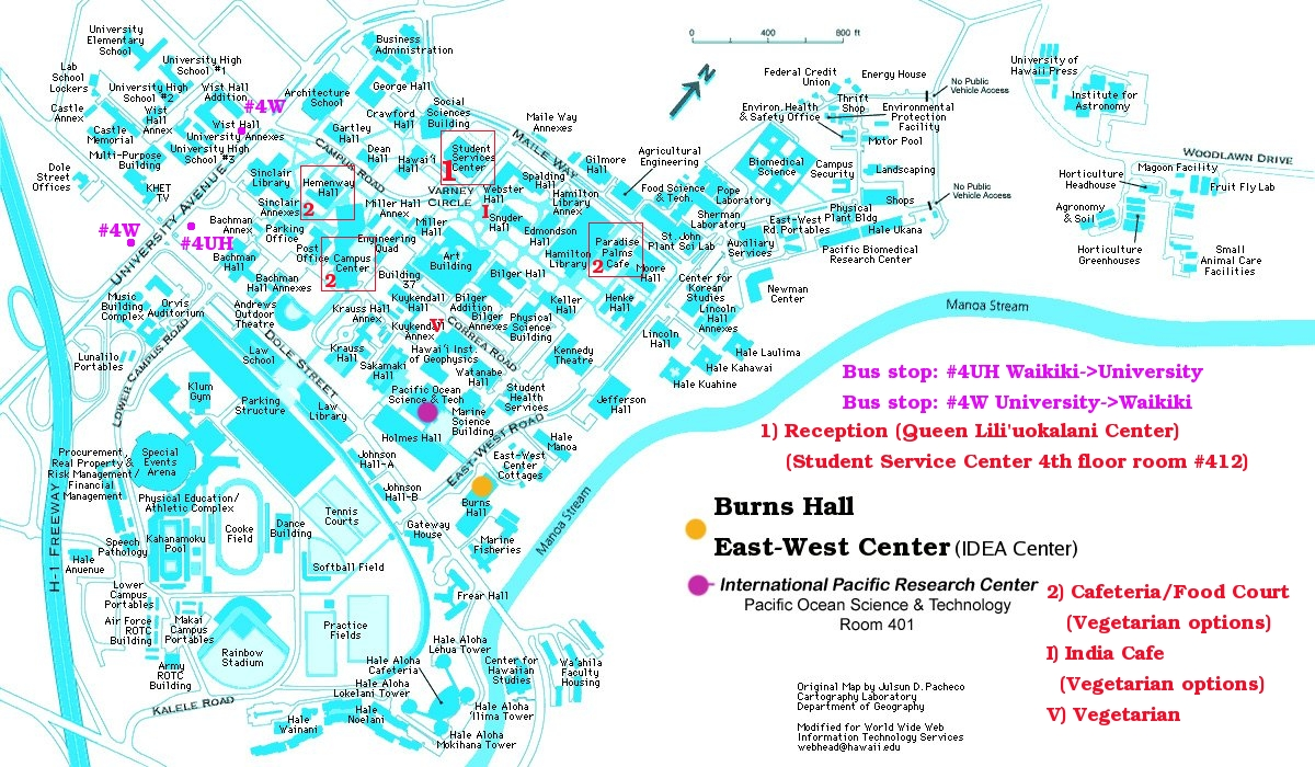 26 simple Hawaii Pacific University Map – bnhspine.com
